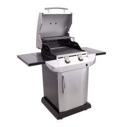 BARBACOA A GAS PARRILLA INFRARED CHAR BROIL PERFORMANCE T-22D