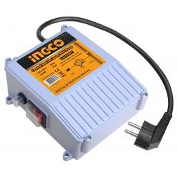 BOMBA CONTROLADOR INGCO DWP11001-SB PARA BOMBA SUMERGIBLE POZO SEMISURGENTE 1100W