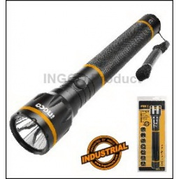LINTERNA LARGA AVIATION CREE LED INGCO 250 LUMEN