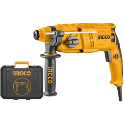 ROTOMARTILLO INGCO RGH6508 SDS PLUS 650 WATT 0-1500 RPM 1.7 JOULE