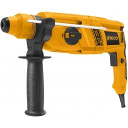 ROTOMARTILLO INGCO RGH9018 SDS PLUS 800W 0-1200RPM 2.5 JOULE COMPACTO