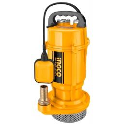 BOMBA SUMERGIBLE METALICA 550W 0.75HP INGCO SPC5502 ALT 25MT