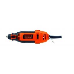 MINITORNO ELECTRICO 90 W BLACK + DECKER CON ACCESORIOS RT650