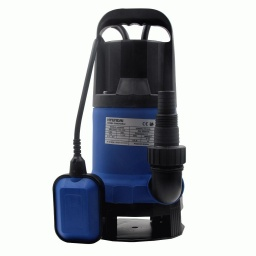 BOMBA SUMERGIBLE PLASTICO HYUNDAI 140L/1HP (019-4144)