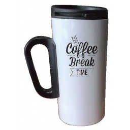 JARRA COFFEE BREAK TIME ACERO INOX GOLD DRAGON