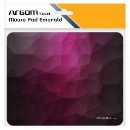 MOUSE PAD RUBY RED ARGOM