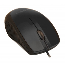 MOUSE USB PC COMPUTADORA 3D BLACK ARGOM