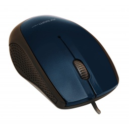 MOUSE USB PC COMPUTADORA 3D BLUE ARGOM