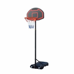 TABLERO ARO BASKETBALL ALTURA REGULABLE BASQUET