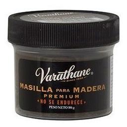 MASILLA P/MADERA VARATHANE NOGAL OSCURO 106GR.