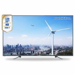 """TV TELEVISOR LED 32"""" HD CON SINTONIZADOR PUNKTAL 32D16T"""