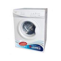SECARROPAS FRONTAL JAMES BLANCO 7 KGS SE M70D