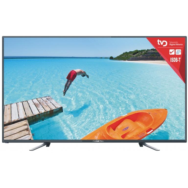 TELEVISOR LED  24 CON SINTONIZADOR HD PUNKTAL TD236D15A