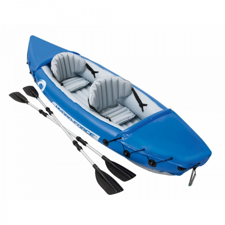 KAYAK INFLABLE PARA 2 PERSONAS HYDRO FORCE BESTWAY BOTE